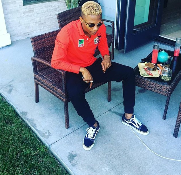 Photo of Wizkid's Latest Look Is A Must See, Check It Out