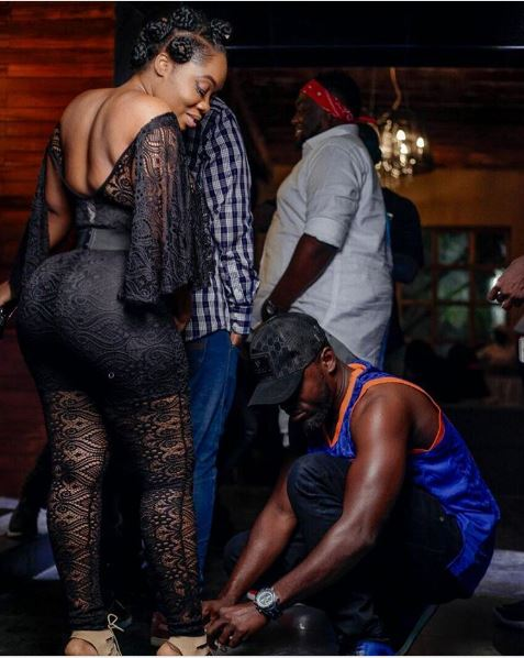amo3 - PHOTOs: Curvy Ghanaian Actress Who Lost Her Virginity at 21 Making Guys Go Gaga on Instagram