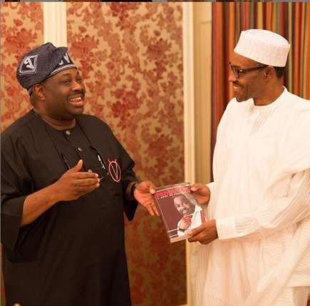 Photo of 'Why Is Everyone Afraid of President Buhari?' – Dele Momodu Writes