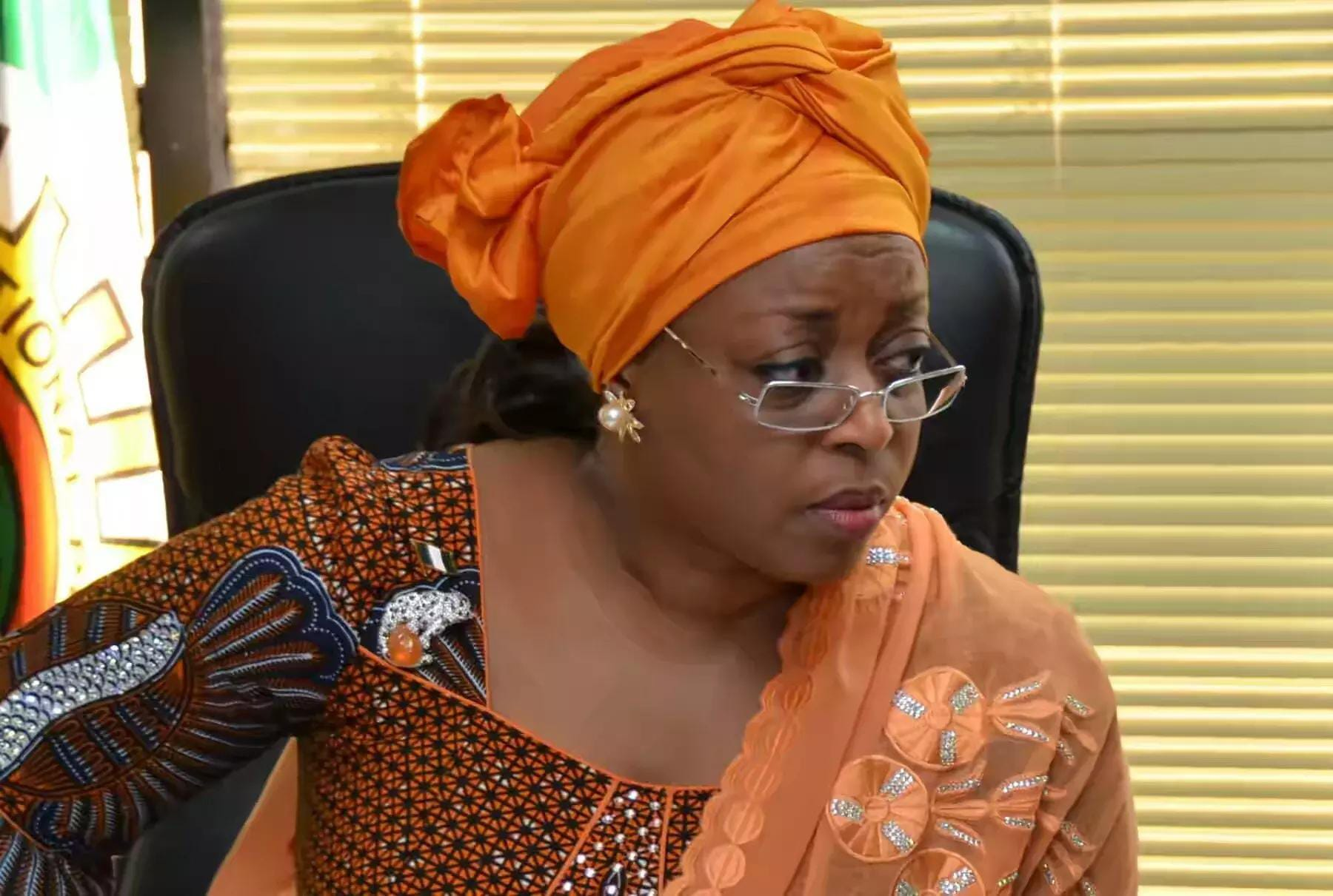 Photo of EFCC Moves to Extradite Diezani Alison-Madueke From the United Kingdom