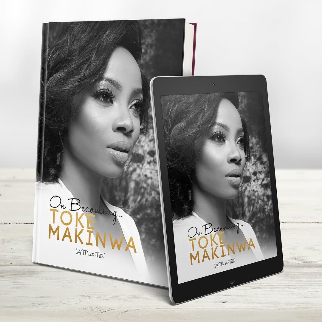 On Becoming Toke Makinwa Okay ng - EBOOK: Toke Makinwa - 'On Becoming' (Download)