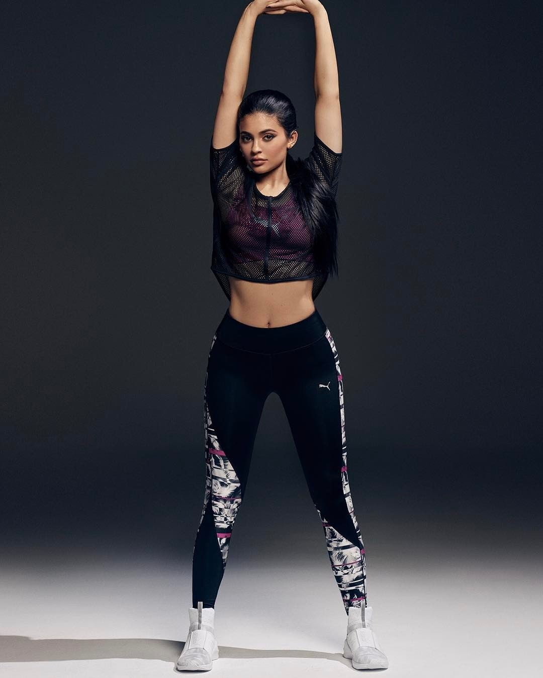 Photo of Kylie Jenner is BAE as She Flaunts Sexy Active Wear in New Puma Shoot