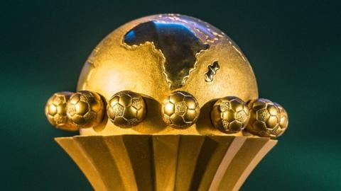 Afcon trophy - Full Draws for AFCON 2019 Qualifiers Out, Nigeria to Face South Africa