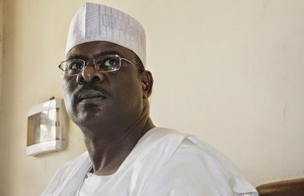 Ali ndume - APC Senators Removes Ali Ndume As Senate Leader, Ahmed Lawan Takes Over