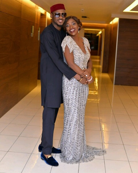 Annie and Tuface - I Want to Spend All My Days with 2face, Can't Leave Without Him - Annie Idibia