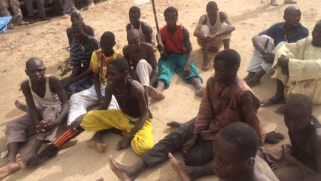 Photo of Nigeria Army Releases 1,250 Boko Haram Suspects