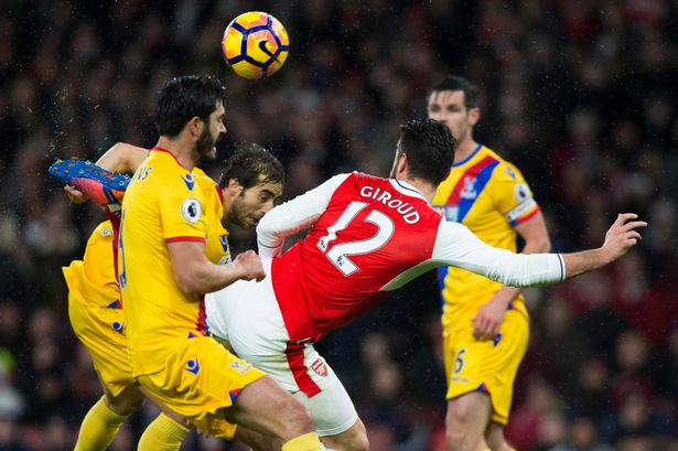 Photo of Olivier Giroud Goal in My Top Five, Says Arsene Wenger