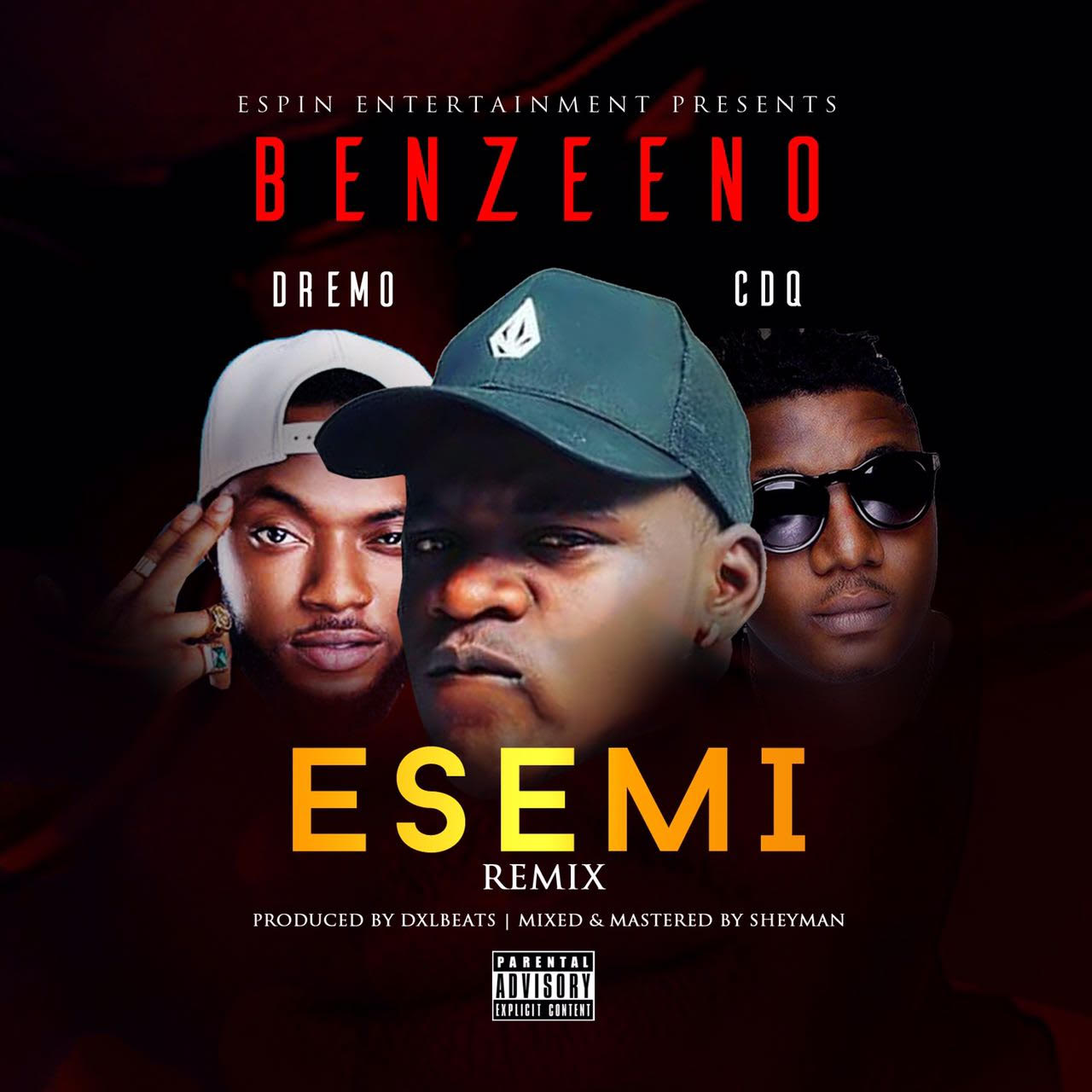 Benzeeno Ese Mi Remix ft. CDQ Dremo ART  - VIDEO: Benzeeno ft. CDQ & Dremo – 'Ese Mi (Remix)' | WATCH
