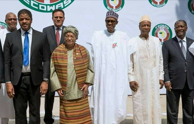 Buhari Ecowas - GAMBIA: President Buhari to Host ECOWAS Leaders Tomorrow In Abuja