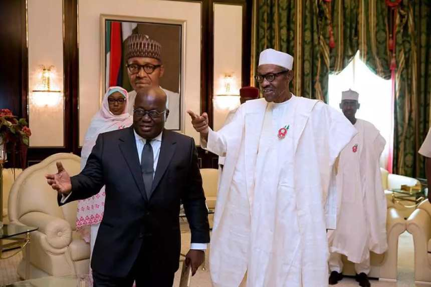 Photo of President Buhari to Attend Akufo-Addo's Inauguration In Ghana