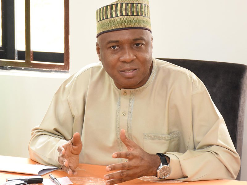 Photo of Saraki Launches 'Made In Nigeria' Challenge, Here Is How To Participate
