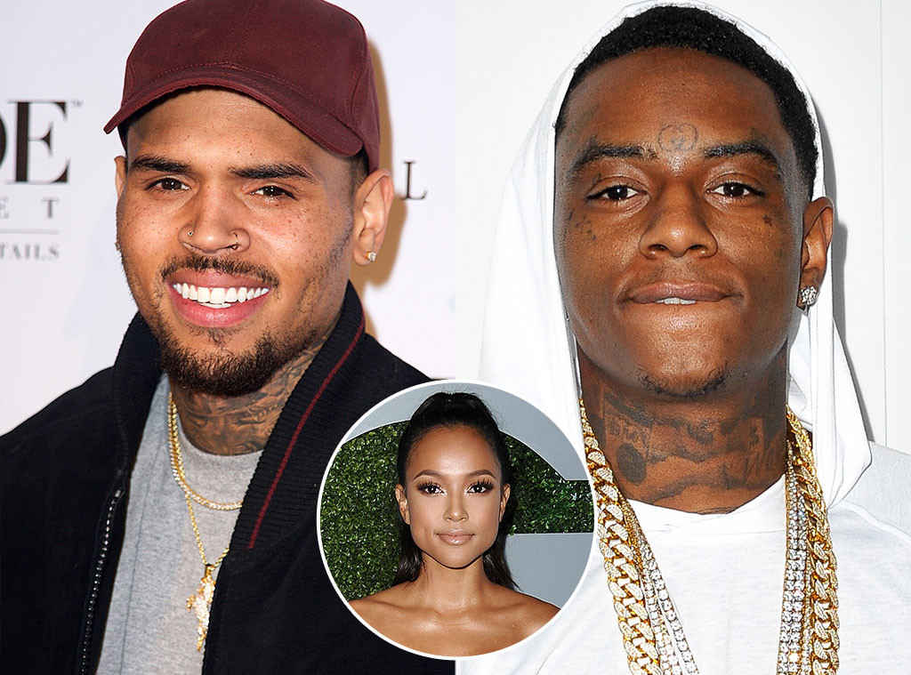 """Photo of """"I Just Want to Send An Apology"""" – SouljaBoy Apologises To Chris Brown For Feud"""