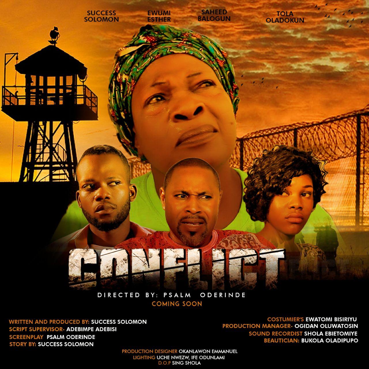 Conflict Movie - MOVIE TRAILER: CONFLICT (Rogbodiyan) | WATCH