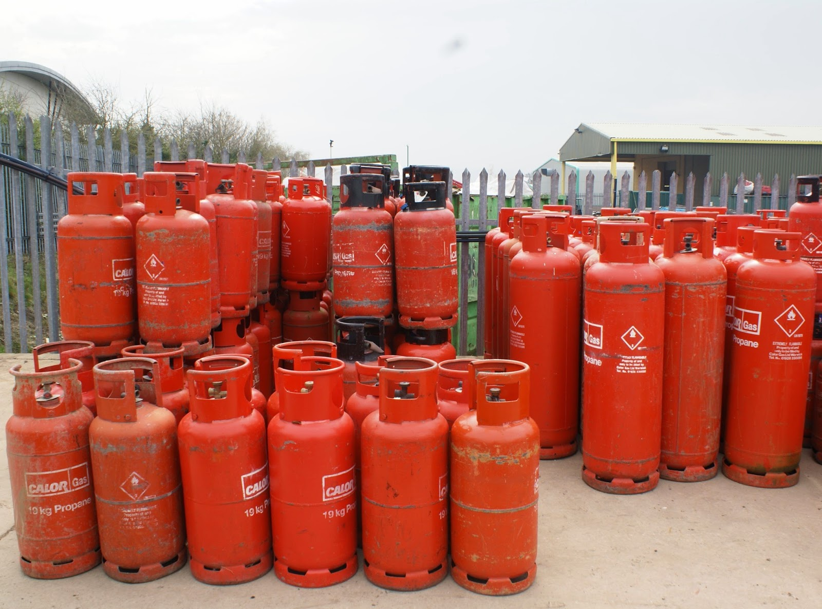 Photo of Cooking Gas Price Rises From N3,500 to N4,500 Per 12.5kg