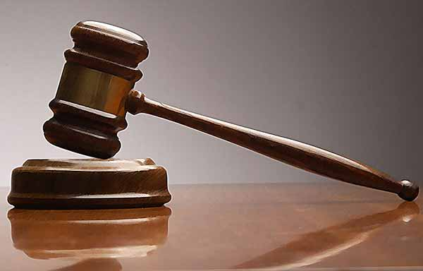 Court Gavel - 27-year-old Man Arraigned In Court For Impersonating 'Oba of Lagos'