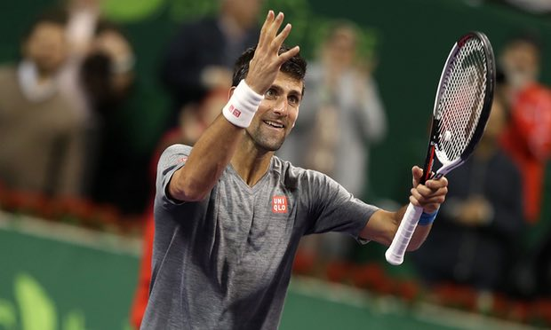 Photo of Djokovic Beats Andy Murray In Qatar Open, Defends Title