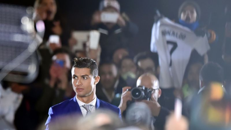 Photo of PHOTOS: The Best FIFA Football Awards Ceremony in Zurich