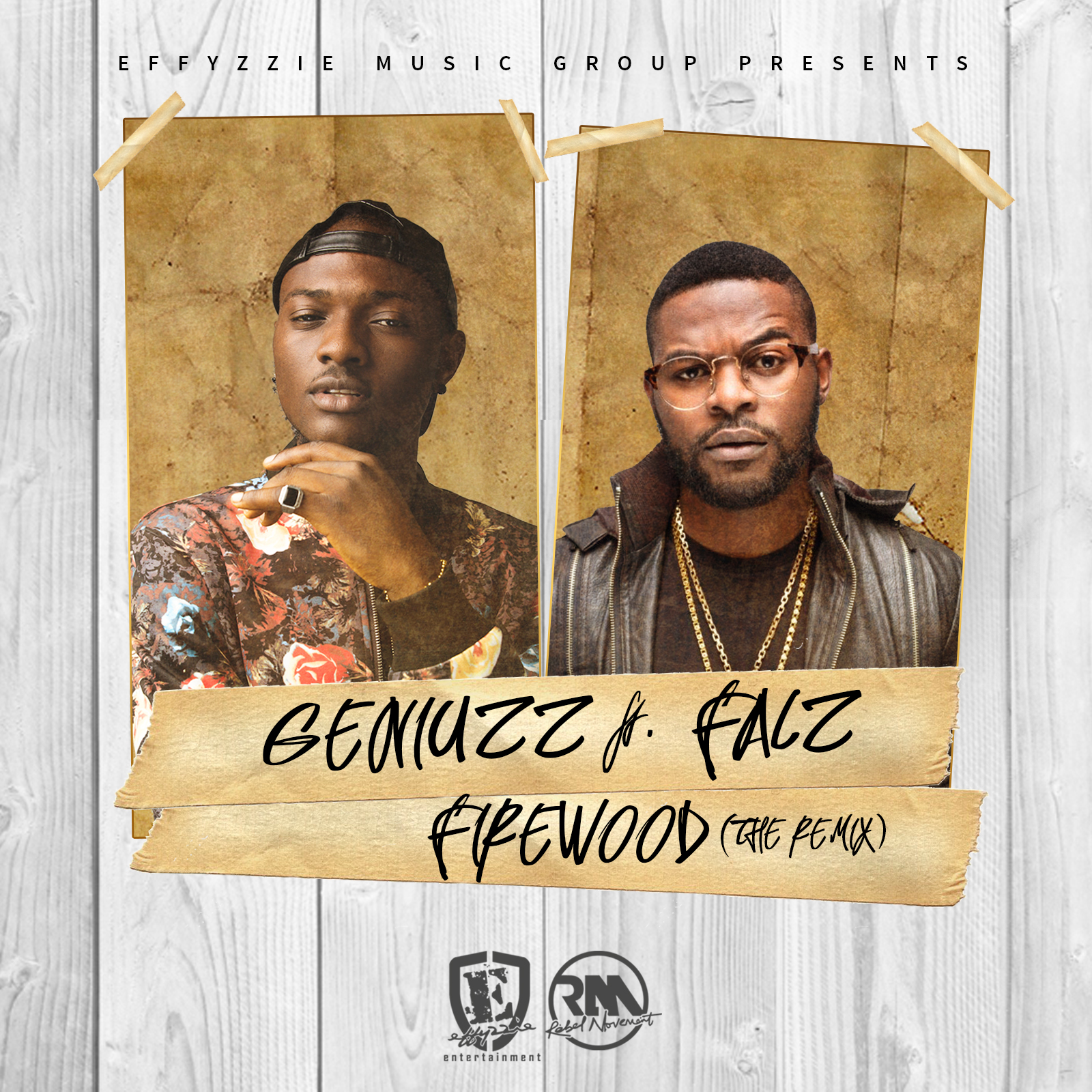 Effyzzie Music Act, Geniuzz Releases Remix of New Single Titled 'Firewood' Featuring Falz | LISTEN
