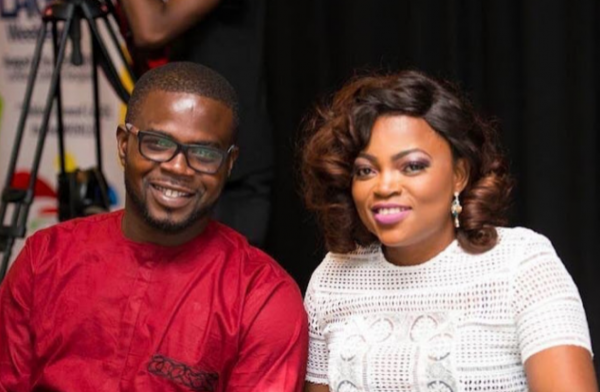JJC Skillz Speaks On How He Met And Proposed To Funke Akindele, Her 'Silent Beef' With Toyo Baby, Having Kids And More