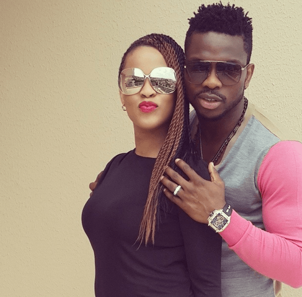 Photo of PHOTOS: Joseph & Adaeze Yobo Welcome Third Child