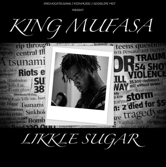 Photo of MUSIC: King Mufasa – 'Likkle Sugar' | LISTEN