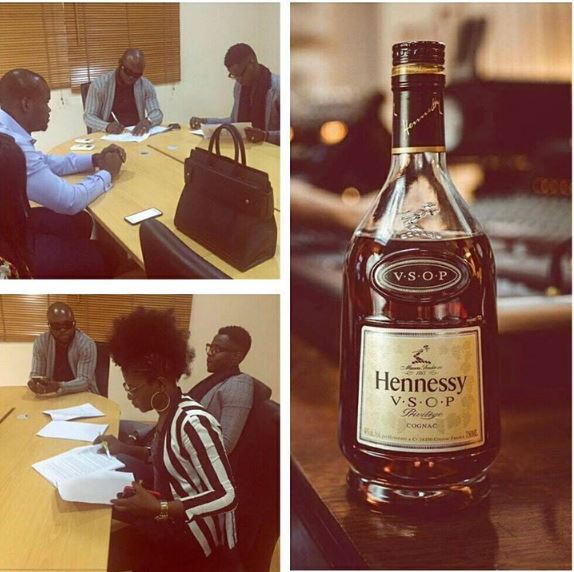 Kiss daniel - Kiss Daniel Signs First Endorsement deal with Hennessy Nigeria