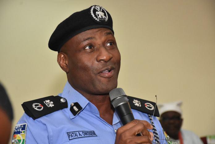 Lagos State Commissioner of Police Fatai Owoseni1 - Fatai Owoseni Still CP of Lagos State, Says Police Spokesperson