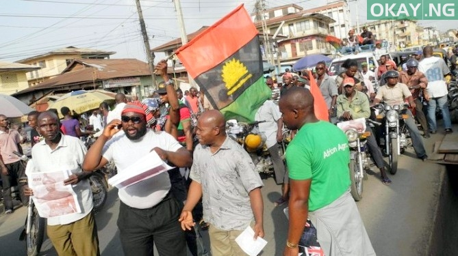 Photo of Majority of Igbo Lawmakers Are Political Cowards – MASSOB
