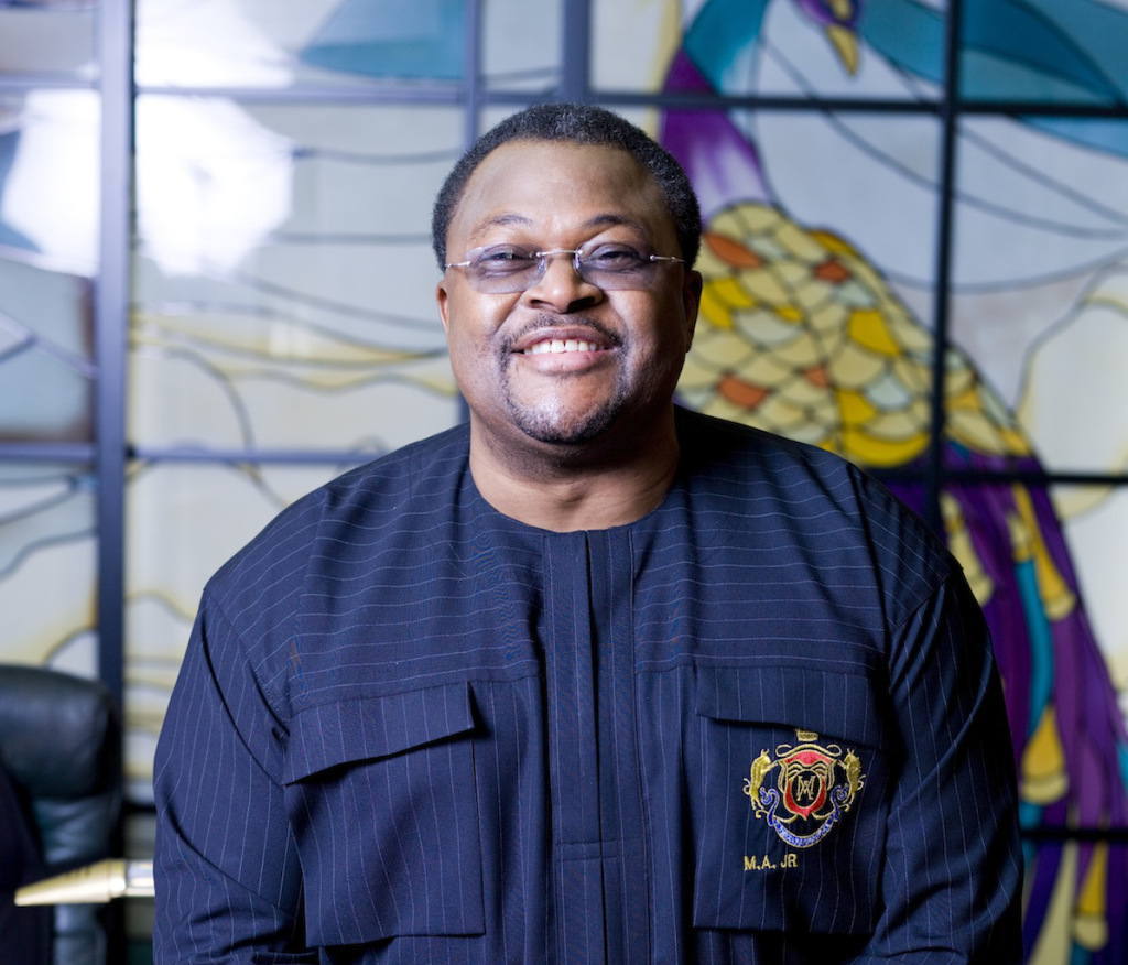 Mike Adenuga Jnr Chairman of Globacom - Forbes Names Mike Adenuga Only Nigerian Billionaire Who Got Richer In 2016