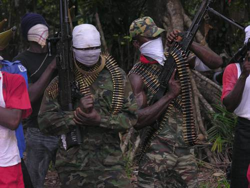 Militants - Niger Delta Militants Warn FG Against Plans to Withdraw $1bn From ECA