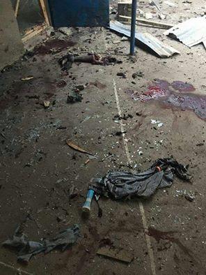 Mosque Maiduguri 2 - How Two Suicide Bombers Attacked University of Maiduguri - NEMA
