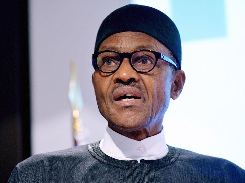 Photo of President Buhari Reacts to Recovery of Chibok Girl 'Rakiya Abubakar'