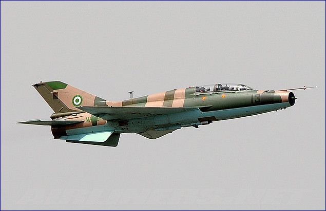 Photo of Nigerian Air Force Joins Operation Python Dance II In Southeast