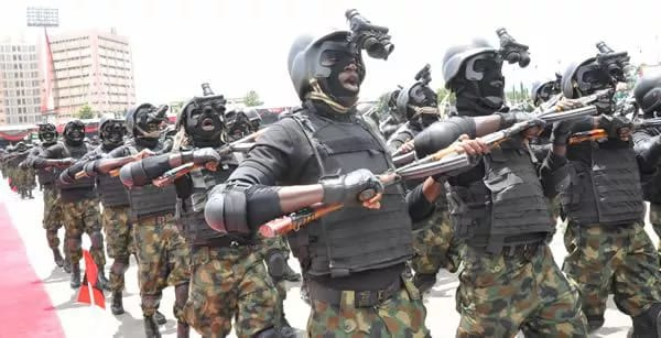 Nigerian Army 1 - Nigerian Army Kills 13 Boko Haram Suspects, Rescues 58 Persons In Clearance Operations