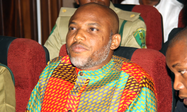 Photo of IPOB Leader, Nnamdi Kanu Rejects Bail Vows to Remain in Kuje Prison