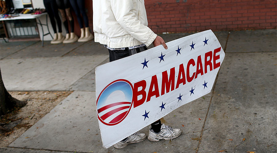 ObamaCare - US Senate Passes Measure To Take First Step In Dismantling Obamacare