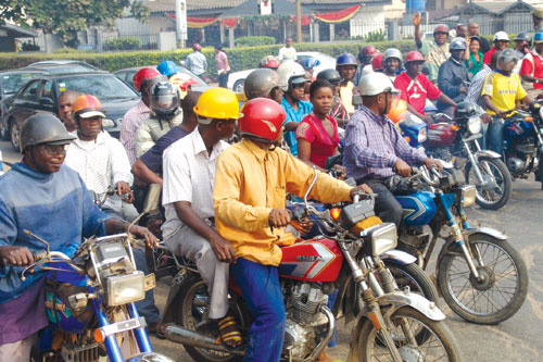 Photo of Lagos Police to Commence Arrest of Lawless Okada Riders On June 15