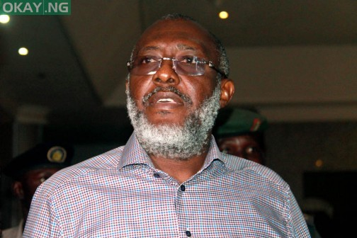 Photo of Olisa Metuh Collapses Inside Church, Hospitalised – Lawyer Tells Court