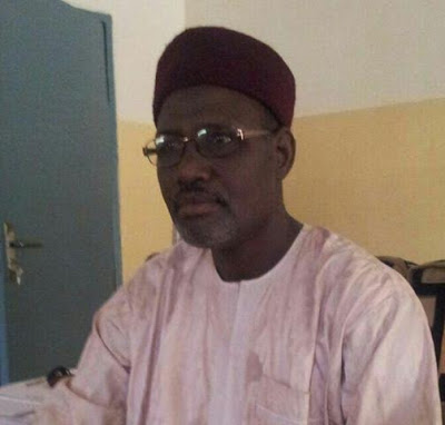Photo of Photo Of Professor Killed This Morning In University of Maiduguri Mosque Bomb Blast