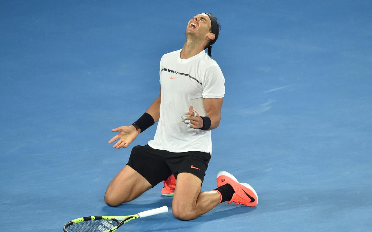 Rafael Nadal Faces Federer in Australian Open final