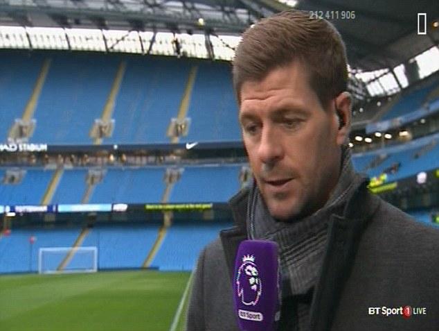 Steven Gerrad - Liverpool Will Struggle To Win The Premier League After Swansea Defeat - Steven Gerrard