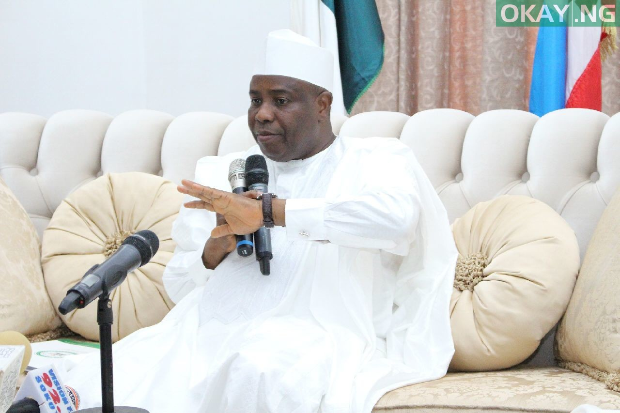 Photo of Insecurity: Tambuwal to meet Buhari over attacks in Sokoto