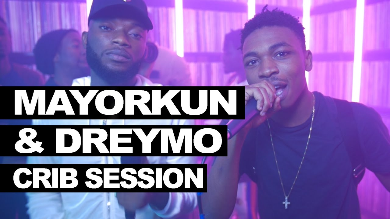 Photo of VIDEO: Mayorkun & Dremo Freestyle On Tim Westwood Crib Session | WATCH