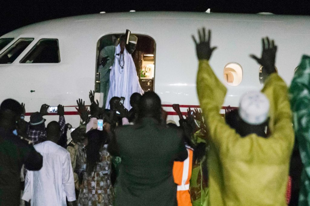 Yahya Jammeh OkayNG 1024x682 2 - Yahya Jammeh Allowed to Keep Luxury Car Collection – Adama Barrow's Spokesman