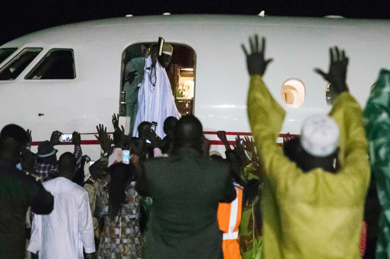 Yahya Jammeh OkayNG - GAMBIA: US Commends ECOWAS for Ousting Yahya Jammeh