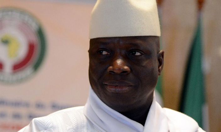 YahyaJammeh 703x422 1 1 1 1 1 1 1 1 2 - Gambia: Yahya Jammeh Donates All Harvested Rice In His Farm to President Adama Barrow