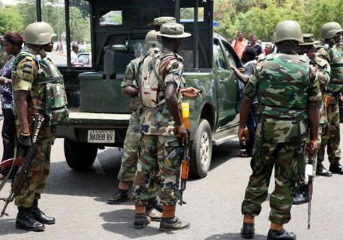 Photo of Army Kills 5 Suspected Cultists in Rivers State