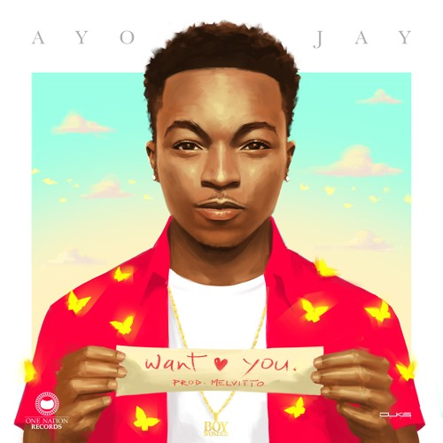 Photo of MUSIC: Ayo Jay – 'Want You' | LISTEN