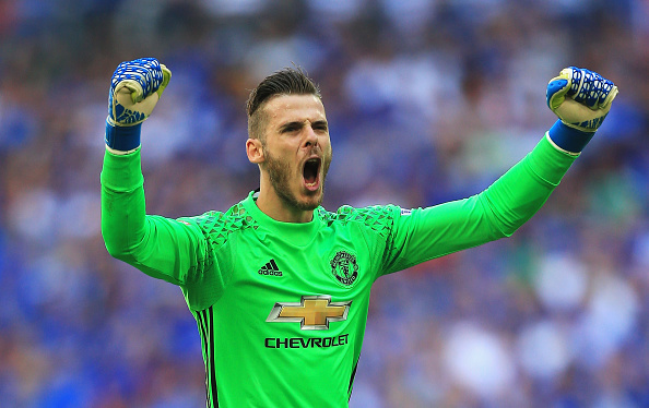 "Photo of ""I'm Really Happy to Play For Manchester United"" – De Gea"