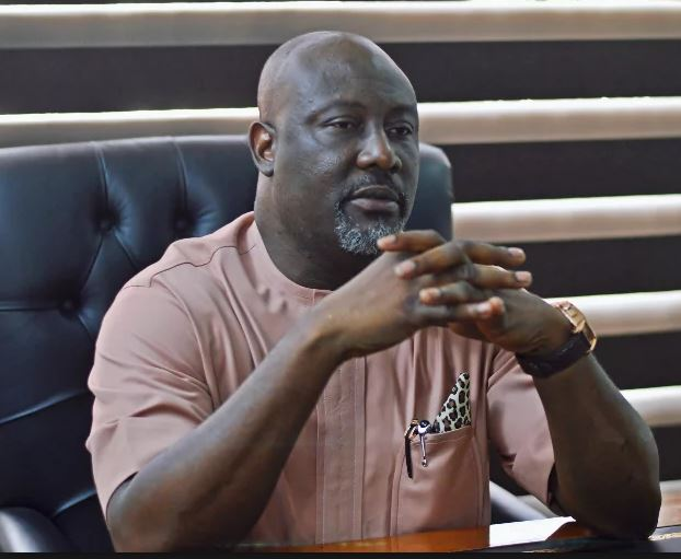 Photo of Dino Melaye's Brother, Others Remanded In Kuje Prison